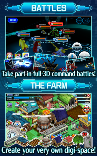 [IOS/Android] Digimon Links [GLOBAL]