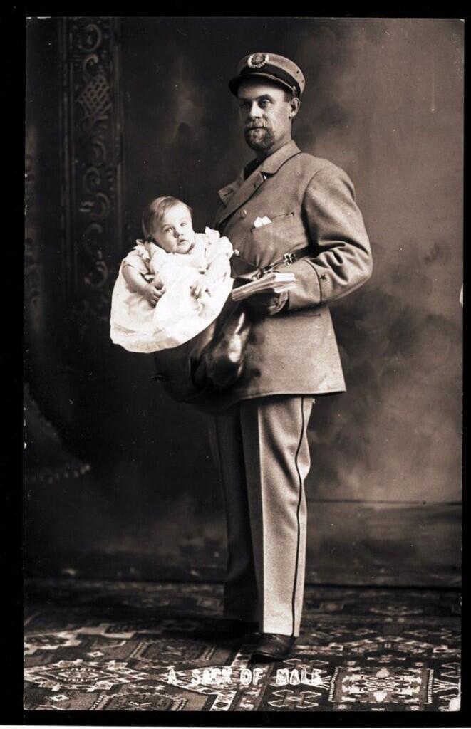 Mail Baby, Layanan Mengirim Bayi Menggunakan Pos yang Pernah Legal di Amerika Serikat