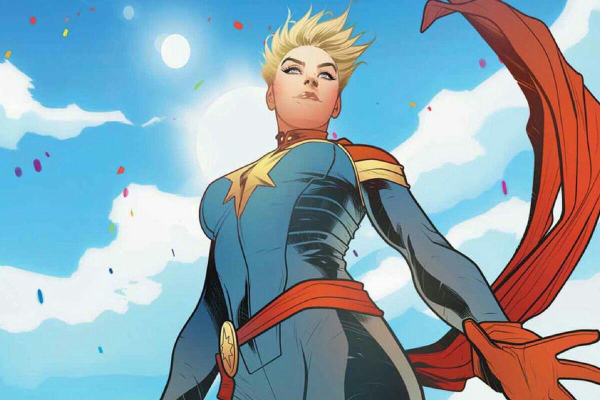 Dimana Sih Captain Marvel Waktu The Avengers Menyelamatkan Bumi? [Spoiler ALERT]
