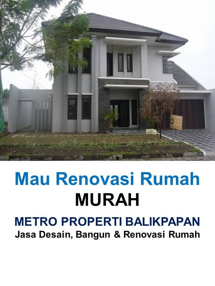 Jasa Desain Bangun \u0026 Renovasi Rumah Balikpapan