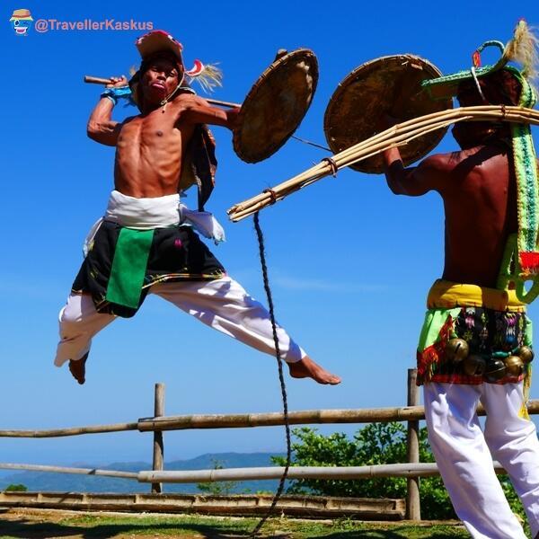 Mengenal Simbol Ksatria di Manggarai dengan Tradisi Tari Caci