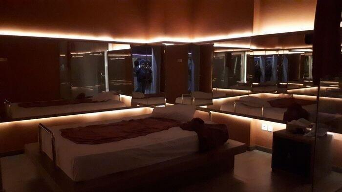 Camat Sawah Besar Tanya Jam Operasional Tempat Spa Hotel Fashion