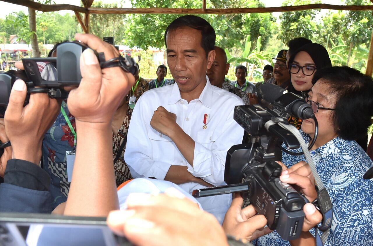 Masih Transisi, Presiden: Penerapan e-Toll untuk Pelayanan yang Lebih Baik