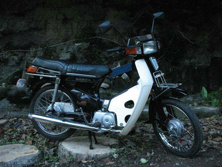 Motor Bebek Yang Pernag Jadi Andalan Dimasanya