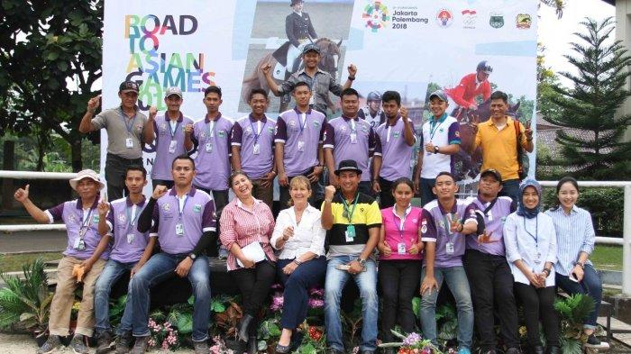Apm Sukses Gelar Ujicoba Equestrian Asian Games 2018 Kaskus