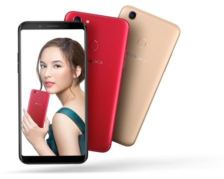 OPPO F5 - The Full Screen Era Begins