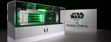 Nvidia Rilis Graphic Card Bertema Star Wars