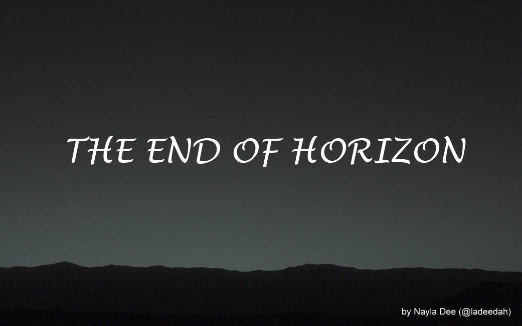 [TAMAT] The End of Horizon