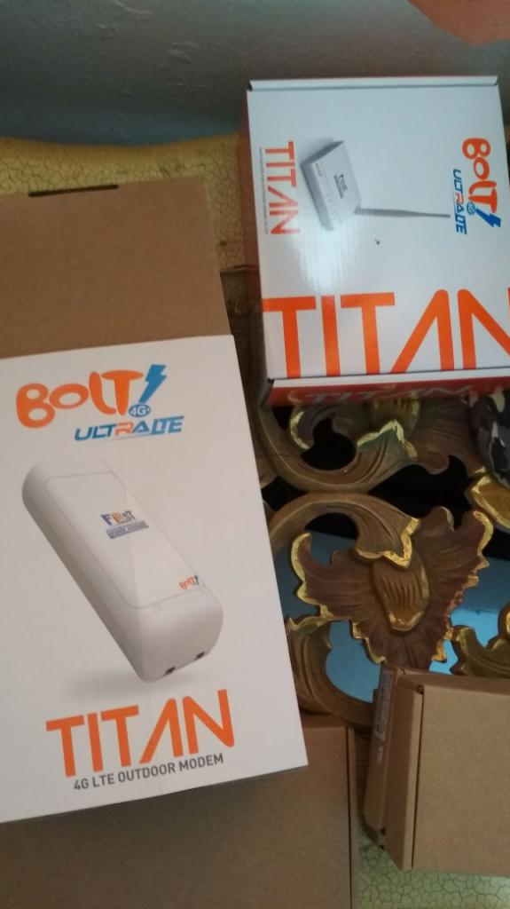 Community BOLT SUPER 4G LTE