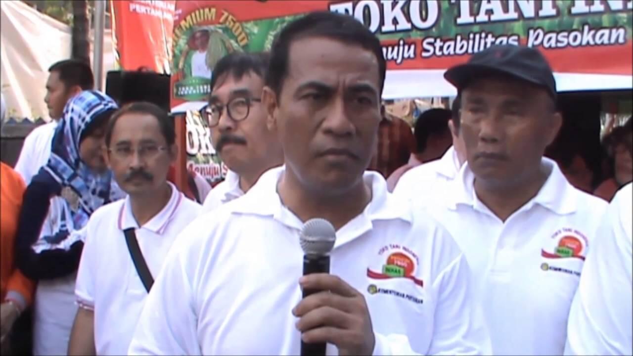 Swasembada Pangan, Menteri Amran: Terima Kasih TNI dan Penyuluh