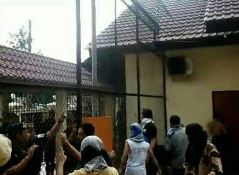 Tahanan Teroris Mengamuk, Fasilitas di Mako Brimob Rusak