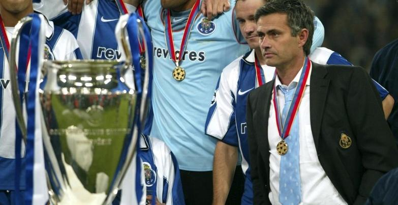 The one and only Jose Mourinho !