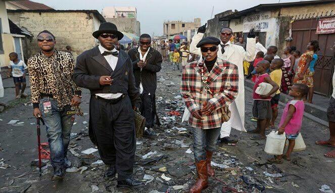 La Sape, Bergaya jutawan di tengah kemiskinan