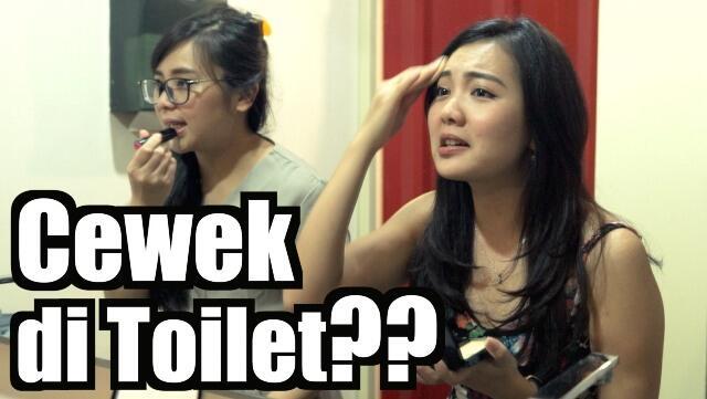 [HBD2FORSIS] Cewek Suka Bergerombol ke Toilet Karena Hal Ini...