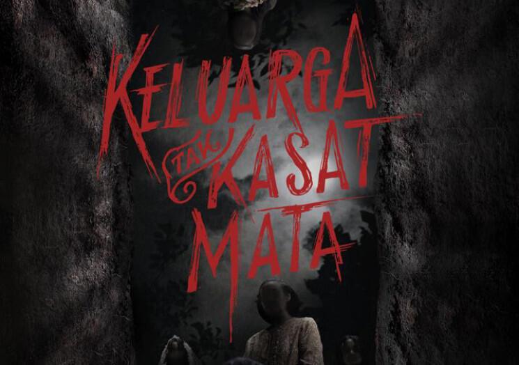 Review scane Gala premier Keluarga Tak Kasat Mata