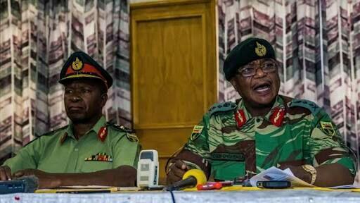 Zimbabwe Bergejolak