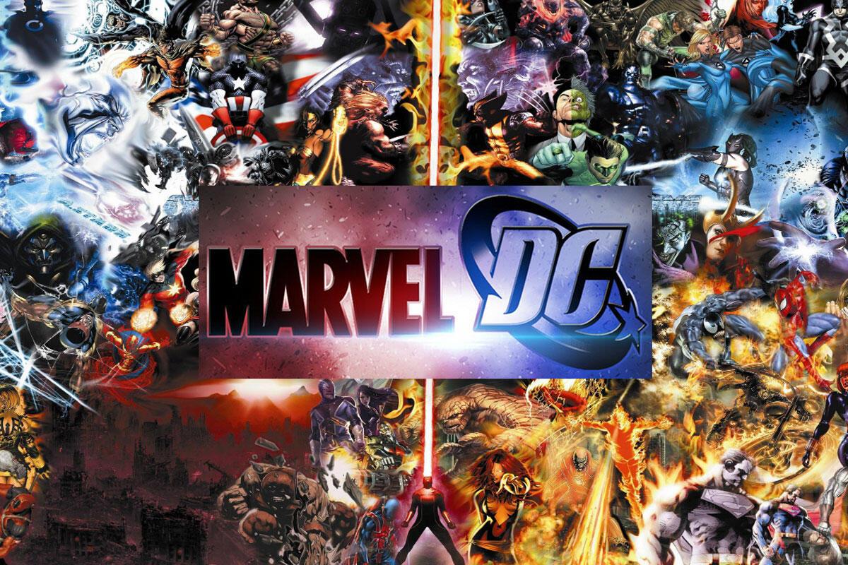 5 Superhero DC & Marvel Ini Memiliki Kekuatan Yang Sama
