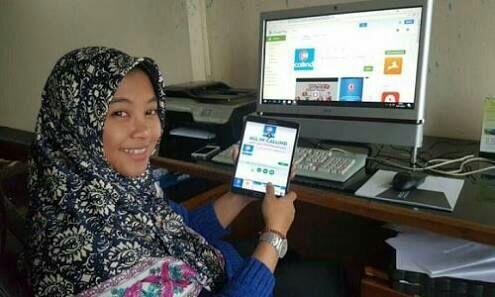 """Mengenal Novi Wahyuningsih, Pencipta Aplikasi Chatting """"Callind"""""""