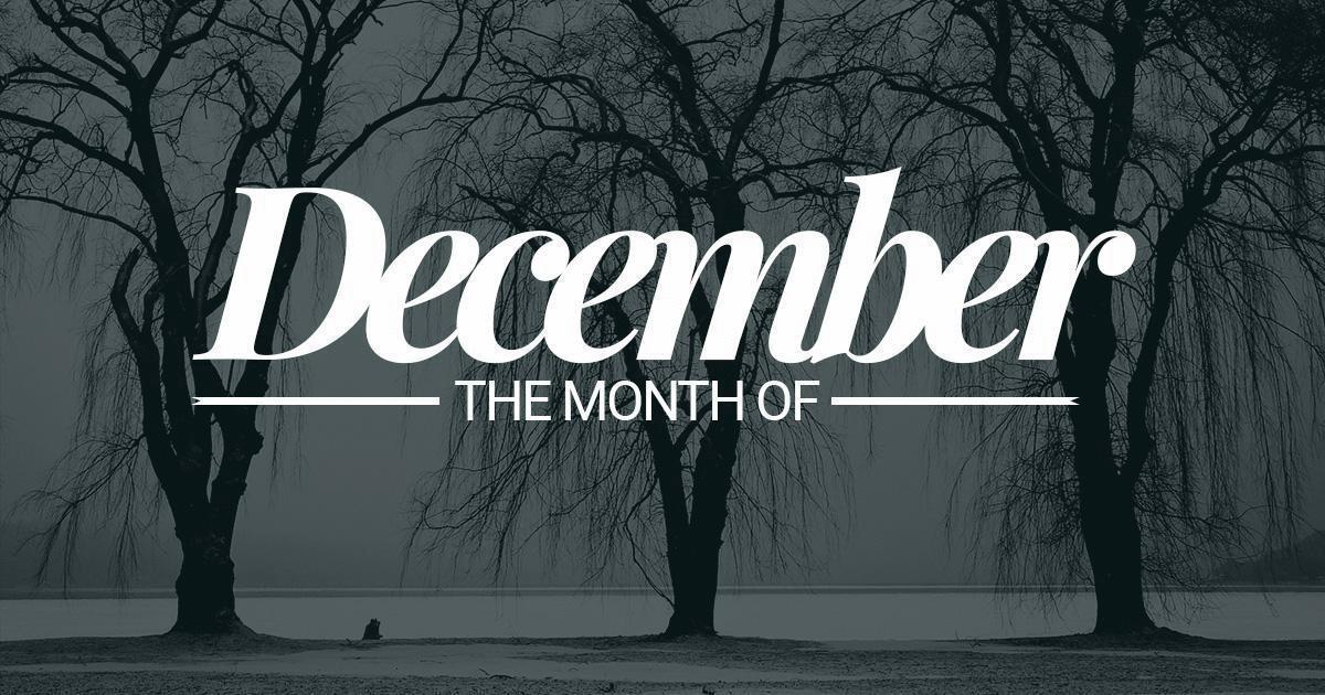 "Nenek bilang ""Desember itu begini, Cu"" :("