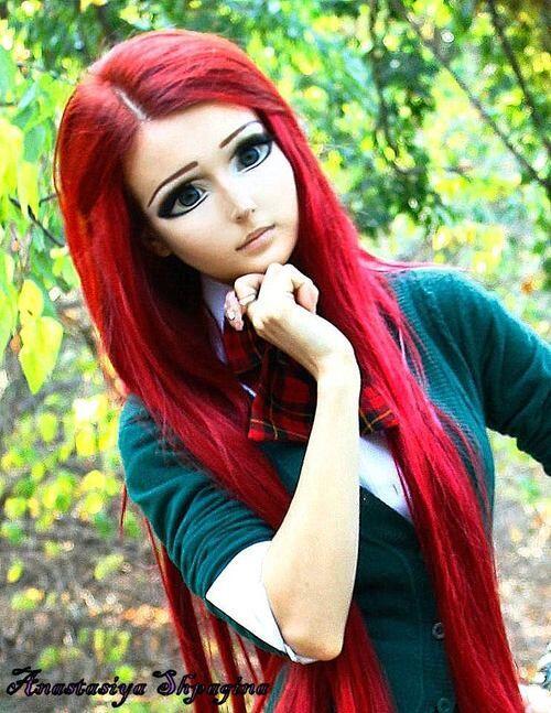 10 wanita cantik yang mirip boneka barbie kaskus
