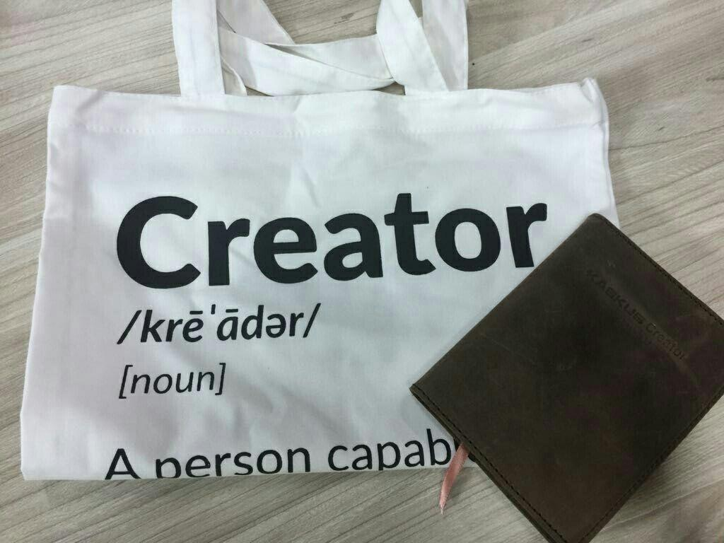 Mau Merchandise Kaskus Creator Eksklusif? Yuk Ikutan Nulis