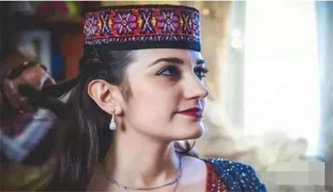 wanita uighur paling cantik lihat dulu wanita tajik