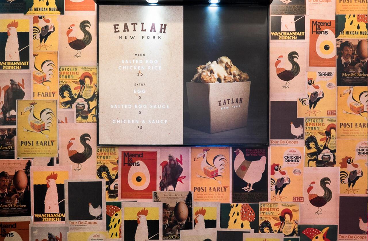 Salted Egg Chicken Rice Paling Hits Jaman Now? Ya Eatlah!