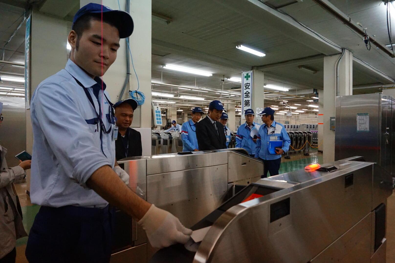Macam-macam Teknologi Jepang yang Bakal Dipakai di Stasiun MRT Jakarta