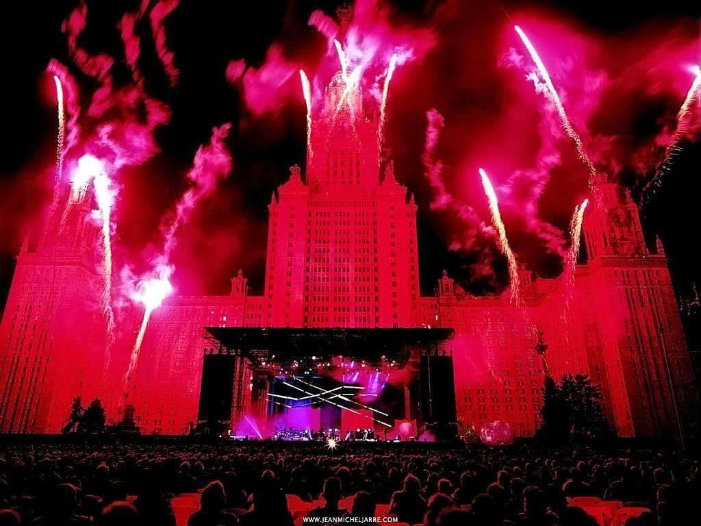 Tidak sampai 7.5 juta orang, ini 5 konser dengan penonton terbanyak gan