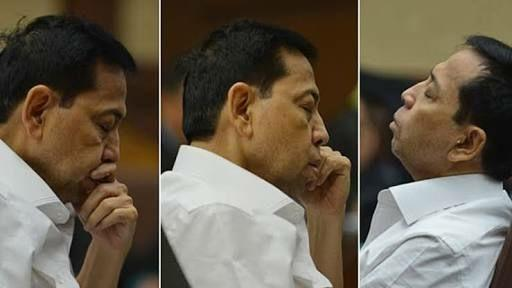 Papa Setya Novanto Tidak Bersalah!!!