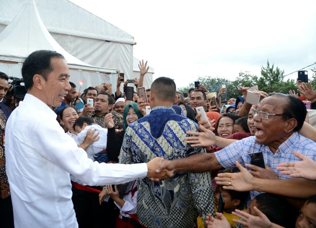 Presiden Instruksikan Pembangunan Sarana Transportasi Atasi Kemacetan Bogor-Sukabumi