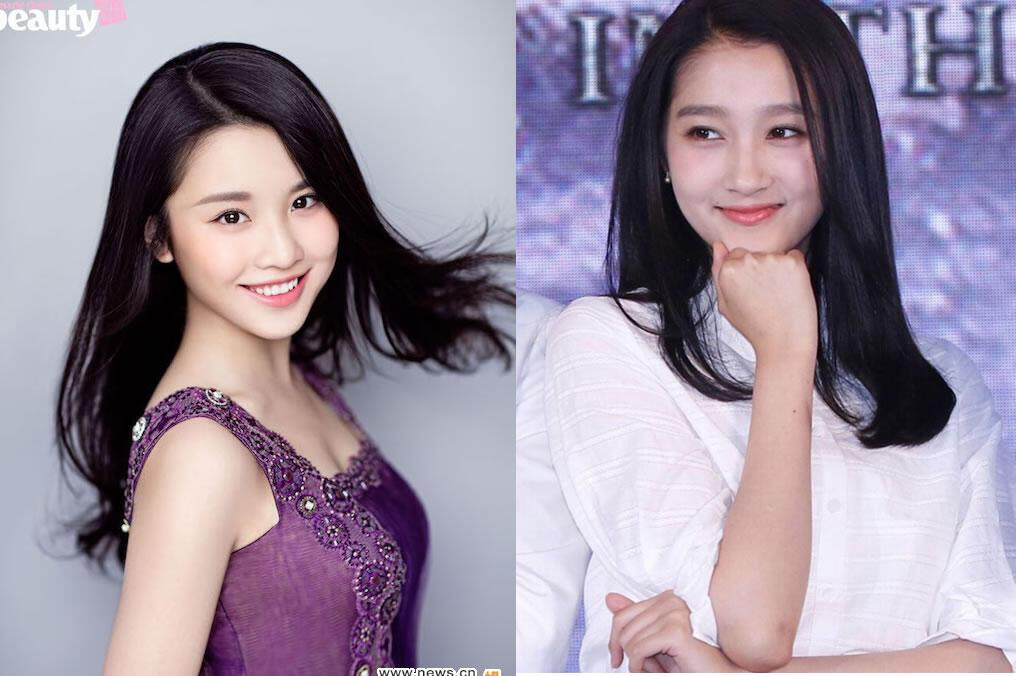 Deretan 15 wanita paling cantik di China + biodata ( kepoin juga IGnya )