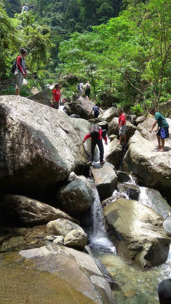 Air Terjun Cyclop Jayapura,Papua #KASKUStravelstory