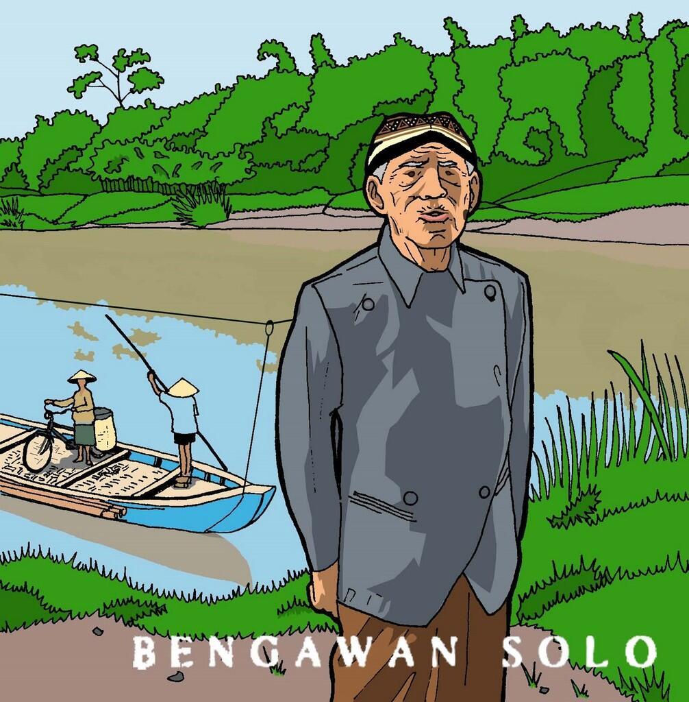 "Yuk Mengenal Sang Maestro ""Gesang"" Dari Bengawan Solo menuju Seto Ohashi Jepang"