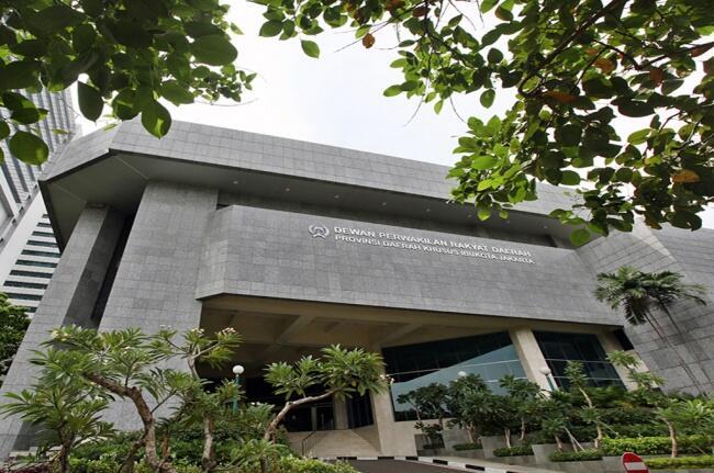 Gedung DPRD DKI akan Diaudit