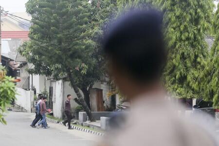 Tujuh Warga Sumsel Ditetapkan Tersangka Terorisme