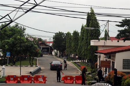 Terduga Teroris Berencana Mengebom Kantor Polisi di Sumsel