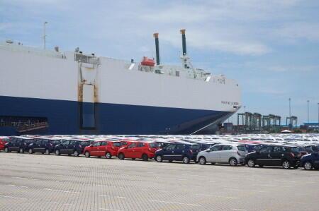 Ekspor Otomotif Ke Timur Tengah Turun, Indonesia Andalkan Pasar ASEAN