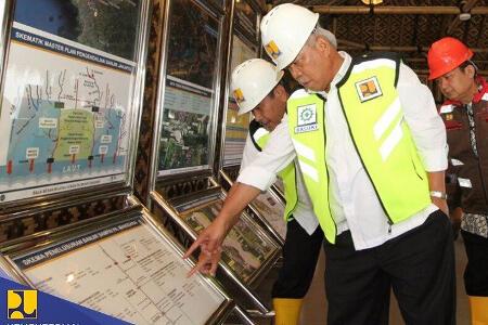 Pemerintah Membangun Bendungan Sukamahi dan Ciawi Untuk Mengurangi Banjir Jakarta