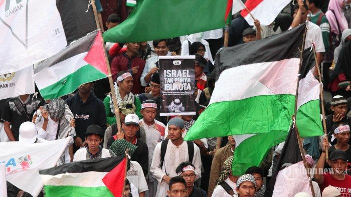 Aksi Bela Palestina akan Diawali dengan Shalat Subuh Berjamaah di Monas