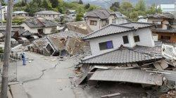 Rumah Warga Retak Digoyang Gempa
