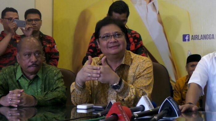 Airlangga Akomodir Aspirasi Kader Golkar soal Pengganti Ketua DPR