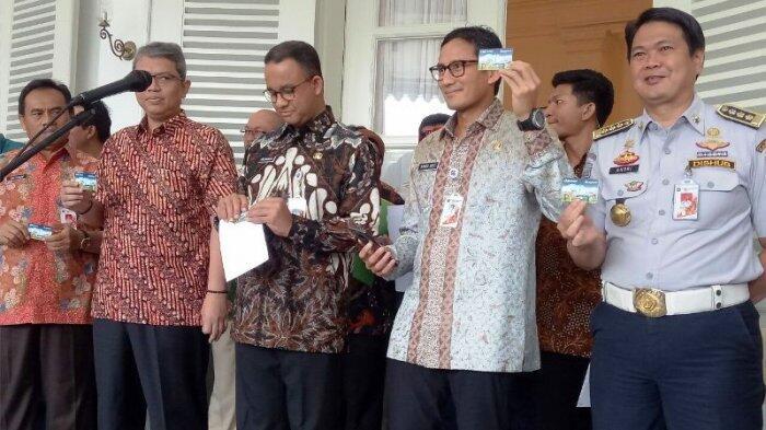 OK OTrip Diuji Coba di 13 Koridor Transjakarta Sebelum Hari Natal
