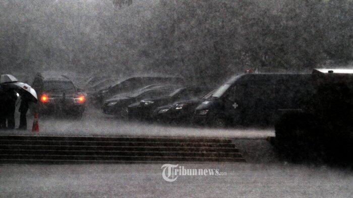 BMKG Prediksi Hujan Bakal Guyur Seluruh Wilayah Bogor
