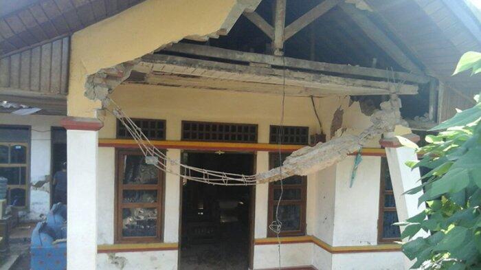 Penjelasan BMKG Terkait Gempa Hebat dan Merusak yang Terjadi Tadi Malam