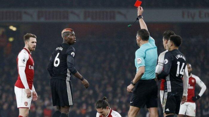 Kemenangan Setan Merah di Emirates Hantui Pemain Arsenal