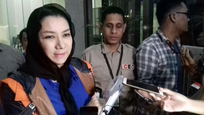 DPP Partai Golkar Berhentikan Rita Widyasari, Tunjuk Sofyan Hasdam Plt DPD Katim