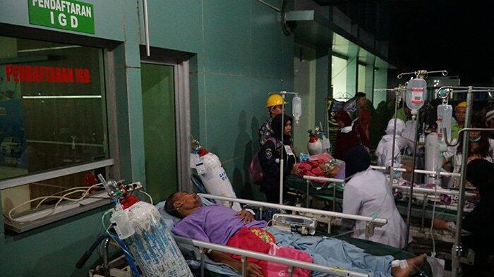 Gempa Tasikmalaya, Warga Memilih Berkumpul di Tempat yang Tinggi