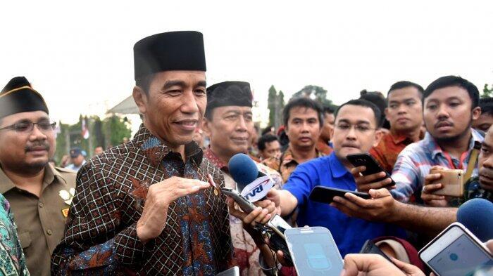 Jokowi Pastikan Penanganan Gempa di Pulau Jawa Berjalan Semestinya