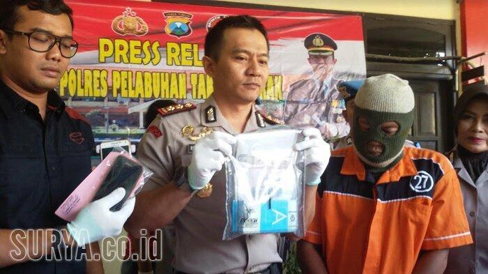 Edy Wijarno Kirim Paket Bom Ditujukan untuk Selingkuhan Istrinya